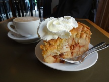 Dutch Apple Pie at Winkel 43